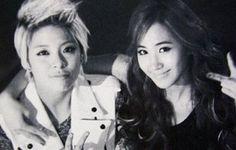 Amber Liu & Yuri [SNSD Girls Generation]