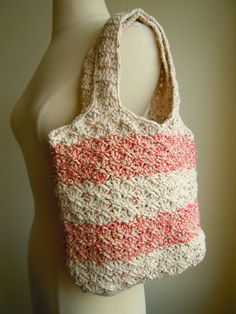 Lots of purses at http://pinterest.com/pekeapoomom/crochet-bags-purses/  opcion... I like