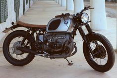 """CORB MOTORCYCLES BMW R75/6 """"Irreverend"""" 