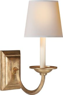 FLEMISH SINGLE ARM WALL SCONCE