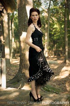 Rockabilly 50's dress