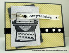 congratulations card.