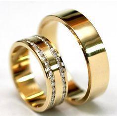 wedding rings with diamonds
