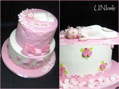 C57. Ristiäiskakku. Christening cake