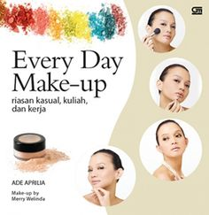 Every Day Make-up by Ade Aprilia