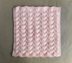 Gentle Breeze Baby Blanket Gentle Breeze Baby Blanket Requirements:DK yarn (around for the small needles Sizes:Premature Baby ~ wide Baby ~ wide Instructions:Cast on o Baby Cardigan Knitting Pattern Free, Baby Knitting Patterns, Free Knitting, Crochet Patterns, Blanket Patterns, Baby Patterns, Knitting Stiches, Crochet Ideas, Stitch Patterns