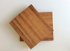 "NEW 14"" - 19"" Long Cherry Cutting Boards Sizes for all your needs!"