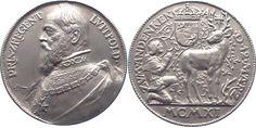 1911 Austrian coin with Saint Hubert on reverse.