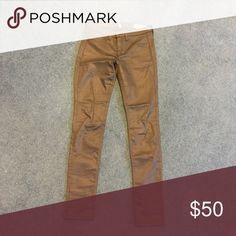 Rag and bone coated jeans Coated black jeans rag & bone Jeans Skinny