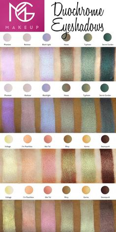 I've got the details on the upcoming Makeup Geek Duochrome eyeshadows for you! These launch Thursday Sept. 17!