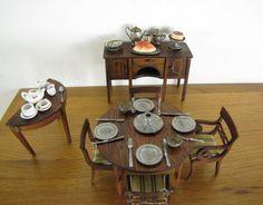 Antique Tynietoy Lynnfield Dollhouse by PortalsMagicCloset on Etsy