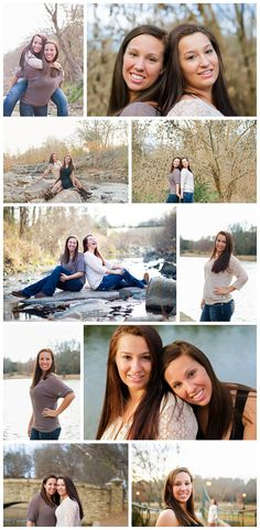 Sister Photography session @Rachelle Wynkoop how cool would this be?
