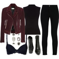 The Vampire Diaries - Katherine Pierce Inspired School Outfit