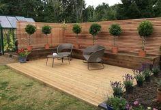 Image result for raised wooden planter border