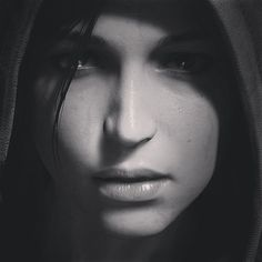Lara Croft Rise of the Tomb Raider New Lara Croft, Tomb Raider Lara Croft, Final Fantasy Legend, Tom Raider, Skull Sketch, Warrior Within, Rise Of The Tomb, Shadow Of The Colossus, Video Games Girls