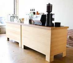 Wedding Reception Mobile Coffee Bar | Bride Ideas