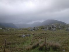 Connemara, Co. Galway - though wet & windy today it was still extremely beautiful.