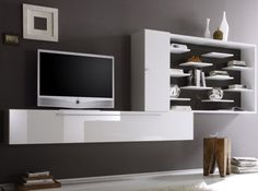 LC Mobili Wall Unit Jazz Composition 3