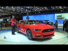 All-New 2015 Ford Mustang Canadian Debut | Ford Canada