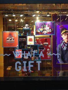 Primark Christmas Window #Christmas #london #retail #2014
