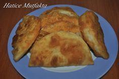 Hatice Mutfakta: Mayasız Pratik Puf Böreği (pişi)