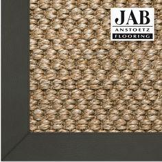 JAB Anstoetz , Sisal Teppich, Tropic, 024 / Flachgewebe bei tepgo kaufen. Versandkostenfrei!