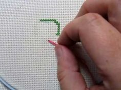 This is Part 7 of my complimentary Beginning Cross Stitch class. This loop start video covers both right and left-handed stitching, and is useful for all typ...