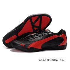 4e34fc00e99 Men s Puma Ducati Shoes Black Red Copuon