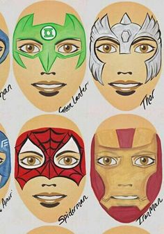Super heros 2