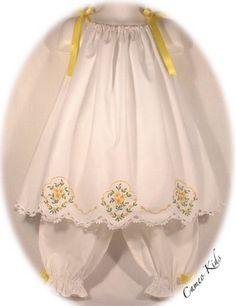 Another Pillowcase Dress