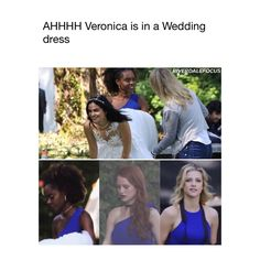 So there's a theory that it's just Veronica dreaming, but in the dream she and Jason are getting married. Idk, but I kind of believe it only because there would be no other reason as to why Jason would be in season 2 wearing a completely white suit while everyone else is in the same outfits (besides Veronica, whom of which is wearing a white wedding dress) | EDIT: okay, so, S:2 E:1 just came out and it was actually Fred dreaming when he was in a coma, not Veronica dreaming.