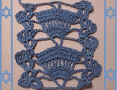 Muestra a crochet - ganchillo