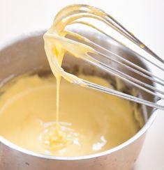 Italuan pastry custard