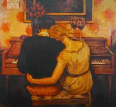 Paintings by : joseph larusso