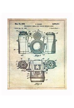 camera blueprints