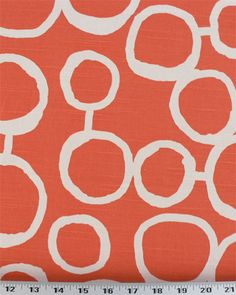 Freehand Tangelo / Slub | Online Discount Drapery Fabrics and Upholstery Fabric Superstore!