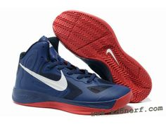 6b12b5602b9d Nike Zoom Hyperfuse 2012 Jeremy Lin Shoes Blue Red White 2013
