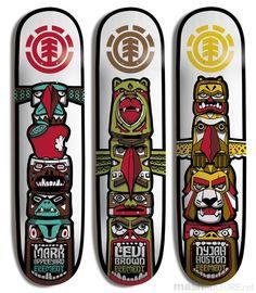 e423ae232c373d0115eaa5a941a9204c1 Design Envy: 60 Dope Skateboard Designs