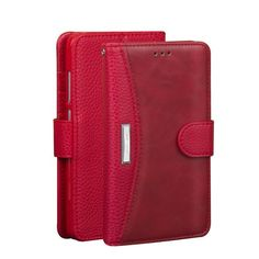 IDOOLS Brand Redmi Note 4 Case leather TPU Dirt Resistant Wallet Flip Cover Phone Bags Cases for Xiaomi Redmi Note 4 5.5 inch