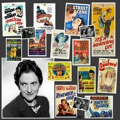 Beulah Bondi Old Hollywood Glamour, Golden Age Of Hollywood, Vintage Hollywood, Hollywood Stars, Classic Hollywood, Beulah Bondi, Classic Movie Posters, Woodland Hills