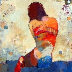 Jylian Gustlin - New Artwork - Contemporary Art - Figurative Painting