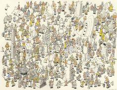 Mattias Inks: WHERE IN THE WORLD?