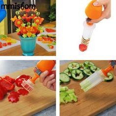 DIY Fruit Vegetable Cake Carving Arrangements Model Party Kitchen Tools 29off #Affiliate