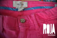 Shorts Hollister...