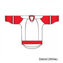 Kamazu FlexxICE 20200 Detroit Red Wings TEAM Junior Hockey Jersey