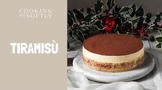 Tiramisù · Cooking me softly Chocolate Rings, Coffee Biscuits, Mascarpone Cheese, Italian Desserts, Mousse Cake, Melted Butter, Mini Cakes, No Bake Desserts, Yummy Cakes