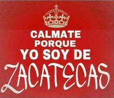 Calmate zacatecas
