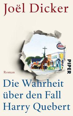 Die Wahrheit über den Fall Harry Quebert: Roman von Joël Dicker http://www.amazon.de/dp/3492305504/ref=cm_sw_r_pi_dp_tsI0vb1V07NJC