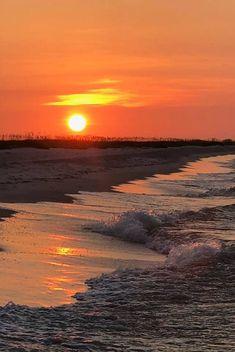 Orange Beach Orange Beach, Sunrise, Celestial, Outdoor, Sun, Outdoors, Outdoor Games, The Great Outdoors, Sunrises