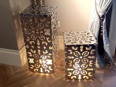 Metal laser cut light                                                       …